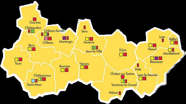 DISP Dijon - FO Pénitentiaire