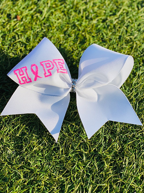 Breast Cancer  Awareness Hair Bows