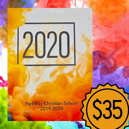 Yearbook 2019-2020 School Year