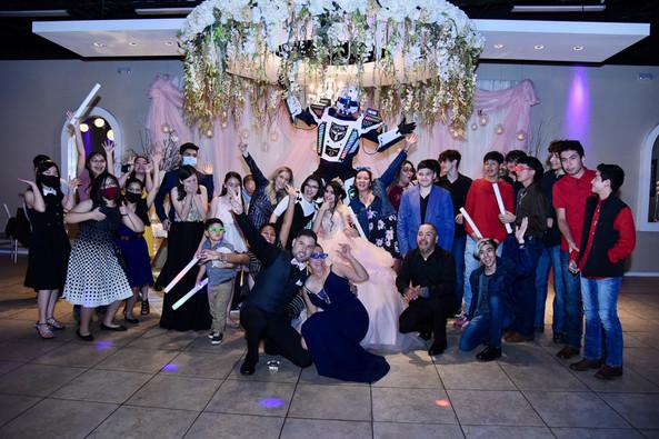 Fun Group Photo!