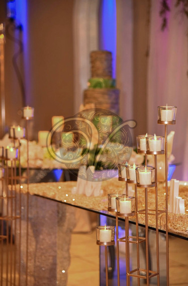 Candlelight elegance theme