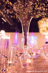 Many center pieces to choose from