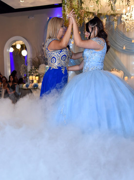 Mother and Daughter dance