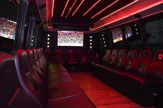 Spacious Party Bus!