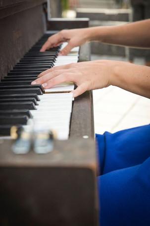 Piano public