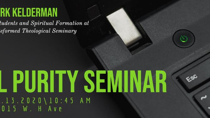 Sexual Purity Seminar