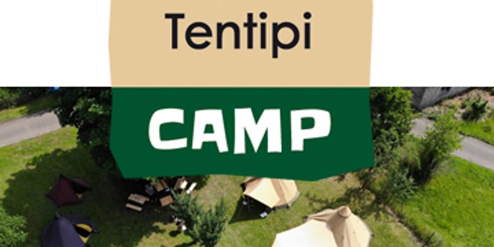 30.5. - 2.6.2019 Official Tentipi® Camp und Ausstellung in den Vogesen (F)