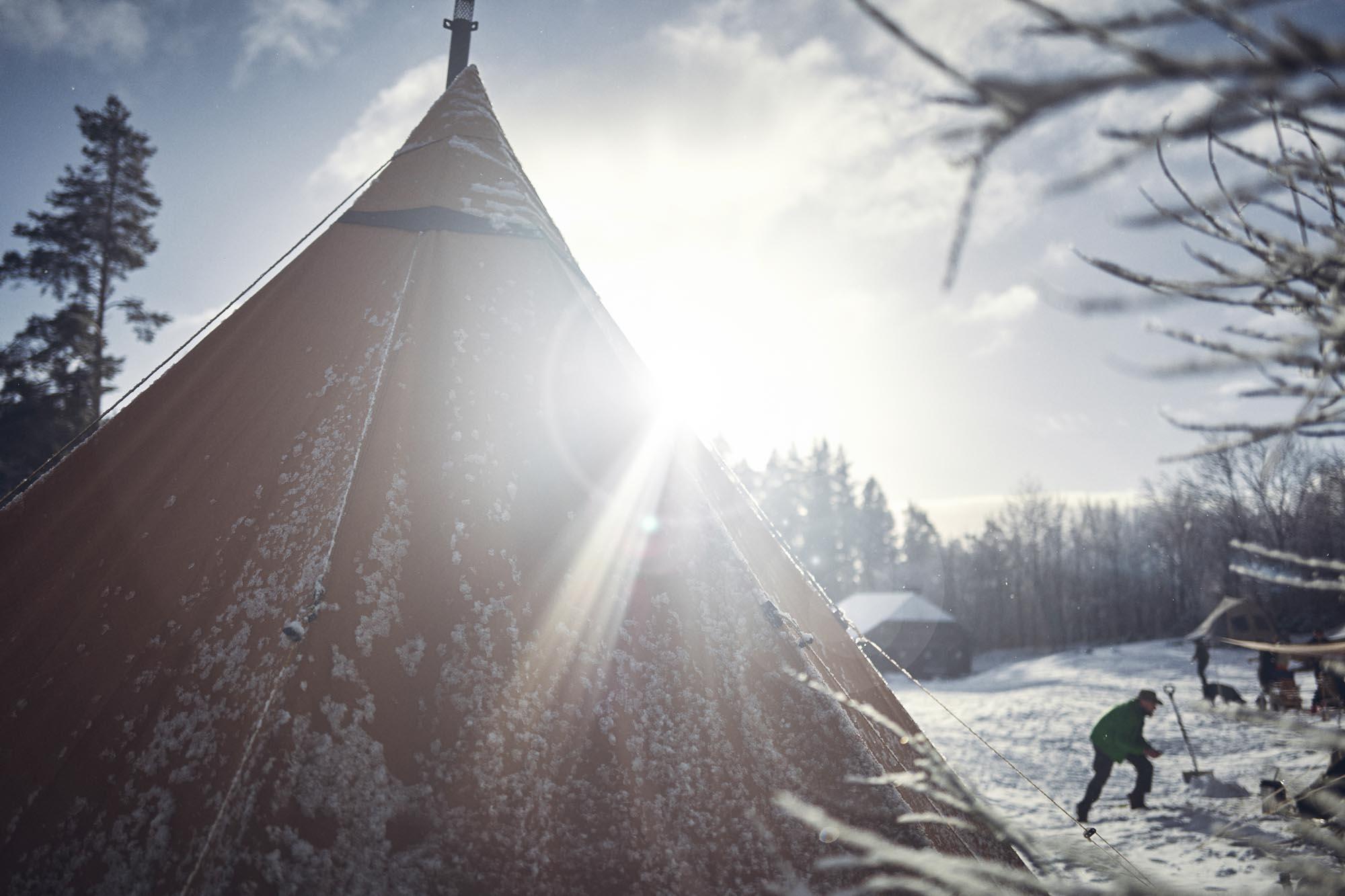 Wintertipi
