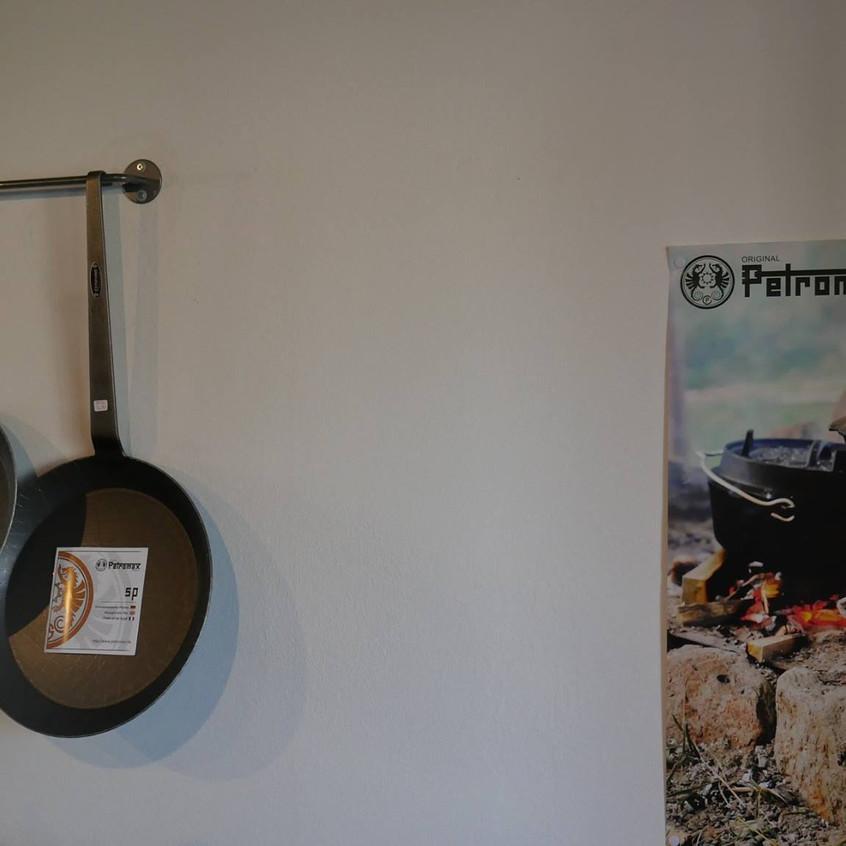 Petromax SP24 SP28 Öventura