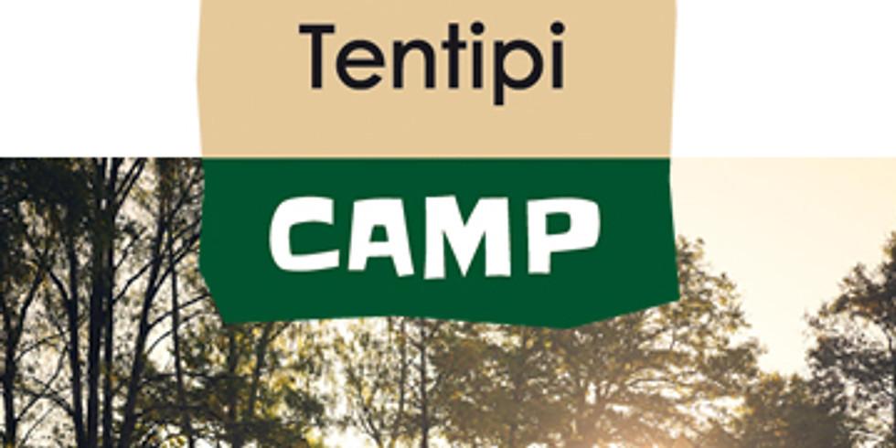 3.-6.10.2019 Official Tentipi® Camp und Ausstellung in den Vogesen (F)