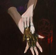 Untitled ('Surrealist hands')