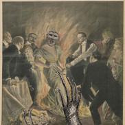 Les courtisanes perdent leurs as ou la torche vivante
