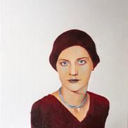 Lee Miller, color study #2