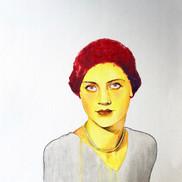 Lee Miller, color study #4