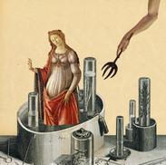 Dociles inflexions des femmes ... volupté des courants interrogateurs