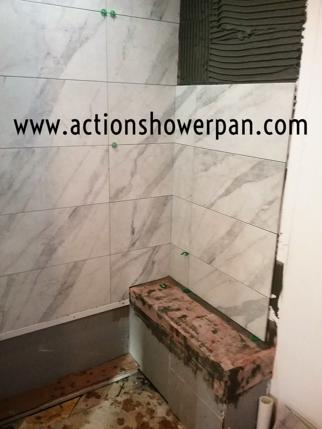Shower Tile Installation Brighton