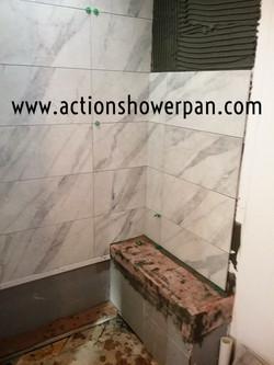 Shower Tile Installation Aurora