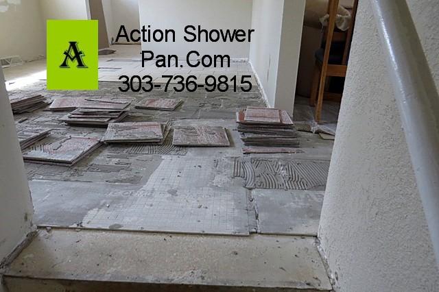 Fort Collins Tile Installation