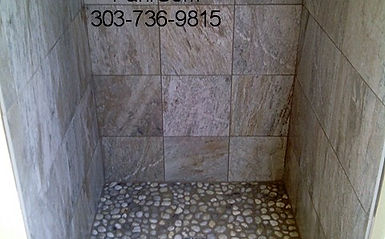 Tile Installer AuroraCOTile InstallersAction Shower PanCom - Bathroom remodel aurora co