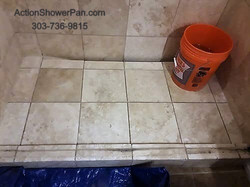 Shower Pan Replacement