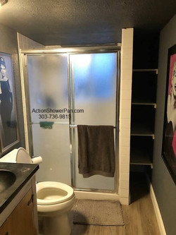 Shower to Steam Shower Conversion Lakewood, Co