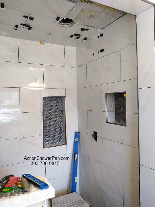Greeley Shower Tile Installer