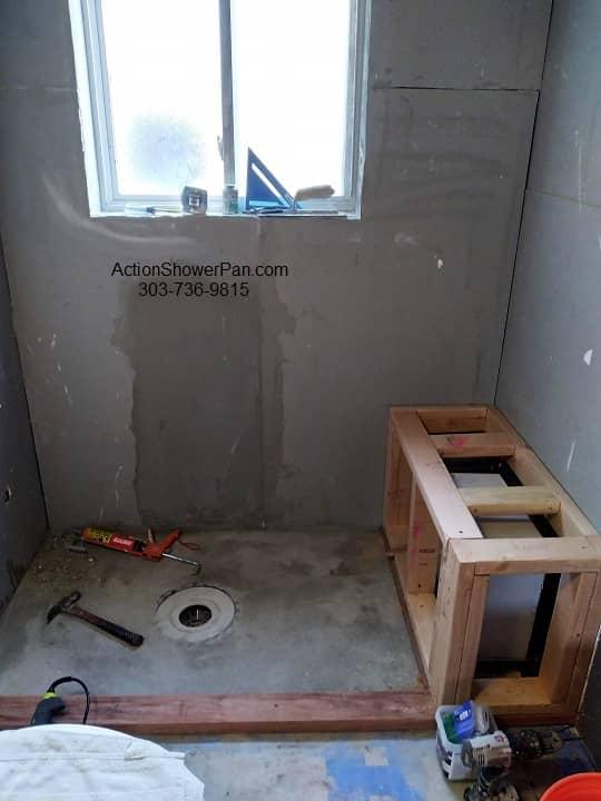 Steam Shower Installer Lakewood, Co