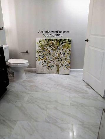 Denver Tile Floor Installer