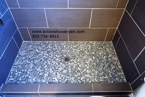 Loveland Shower Pan Repair