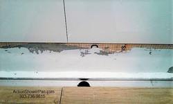 Schluter Linear Drain Installer