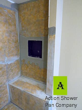 Denver Shower Tile Installation