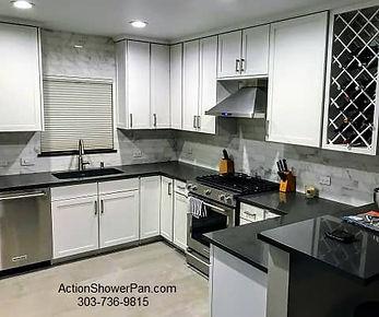 Denver Kitchen Tile Installation