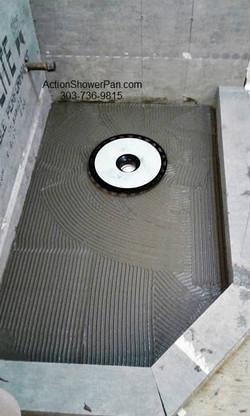 Thornton Steam Shower Pan Installer