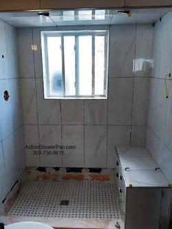 Shower Tile Installation Lakewood, Co