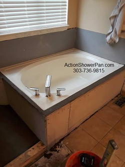 Fort Collins Bathroom Tile Installation