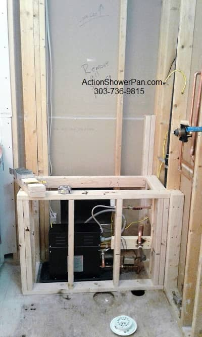 Castle Rock Steam Shower Expert
