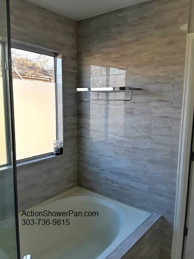 Fort Collins Bathroom Tile Installer