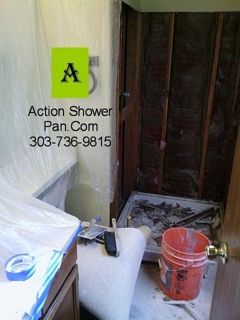 Aurora Shower Pan Installer