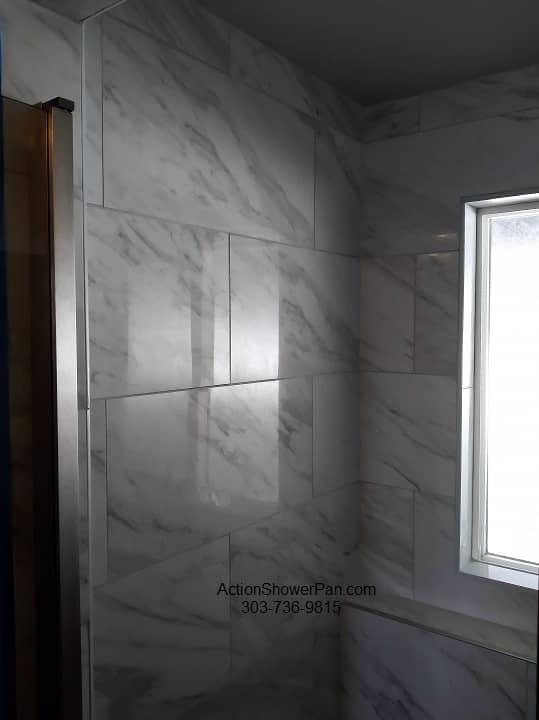 Aurora Shower Tile Installer