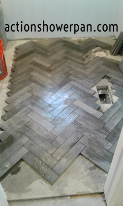 Floor Tile Installation Aurora