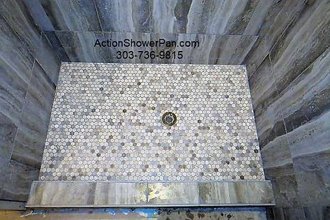 Shower Pan Installation Golden, CO