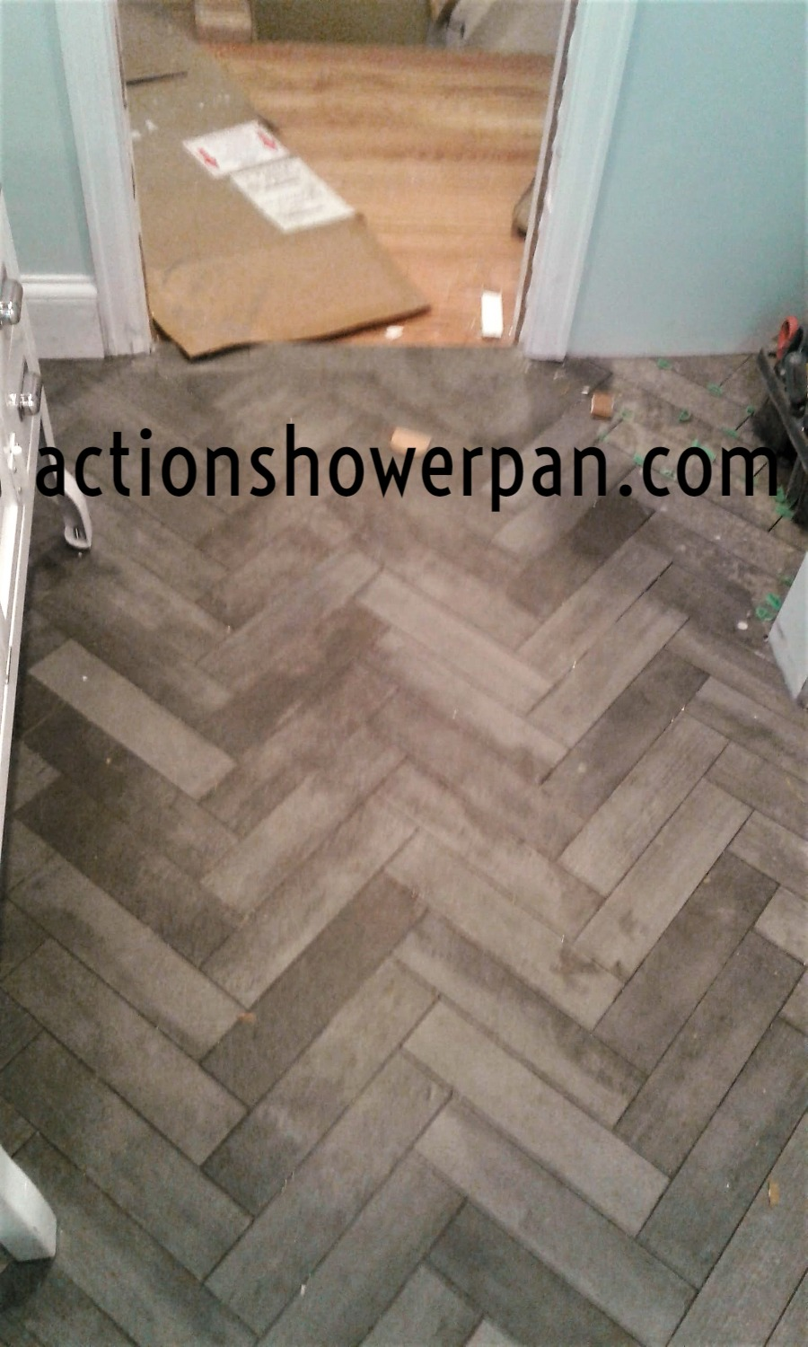 Floor Tile Installer Denver