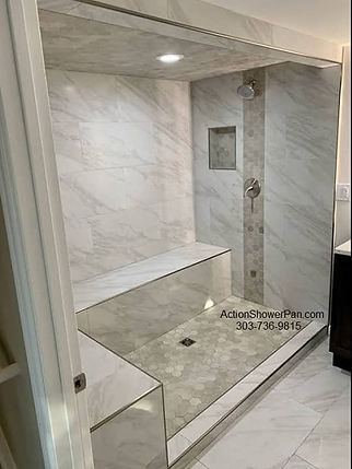 Steam Shower Installers Greeley, Co