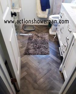 Small Bathroom Remodel Aurora