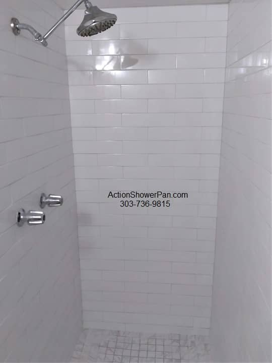 Shower Tile Installation Lakewood, CO