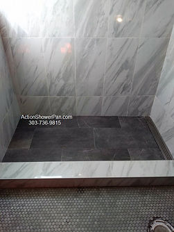 Shower Pan Installers Englewood, Co