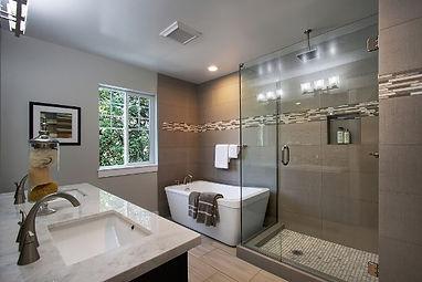 Aurora Bathroom Tile Installation
