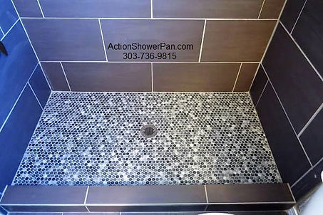 Shower Pan Repair