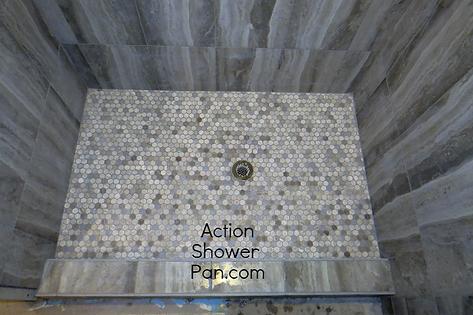 Arvada Shower Pan Installation
