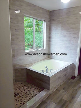 Golden Bathroom Remodeler